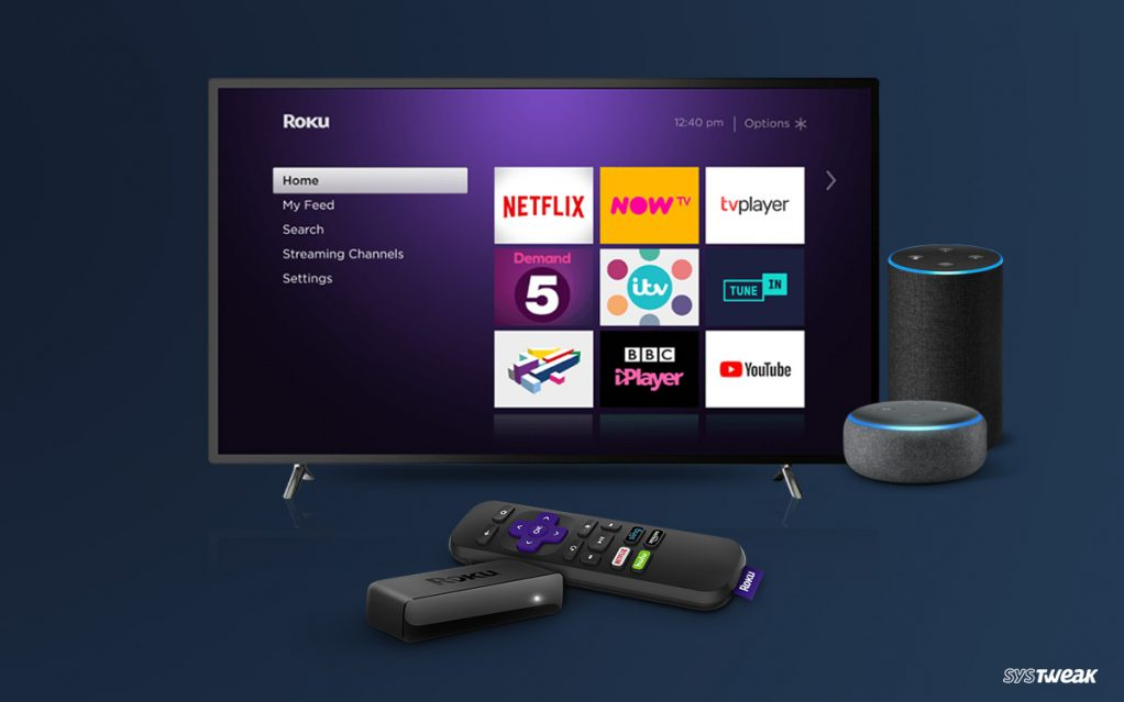 Amazon's Alexa Assistant Can Now Control Roku TVs And Roku Steamers