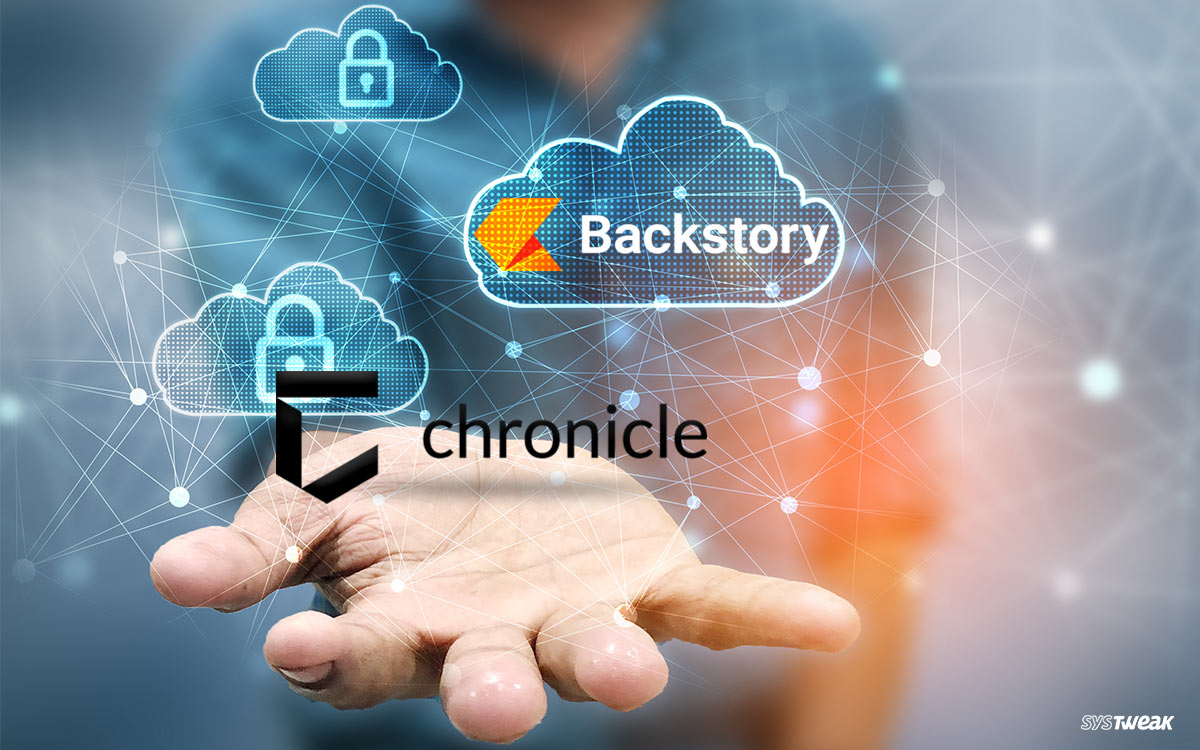 Alphabet's Chronicle launches Backstory: Here's what you need to know