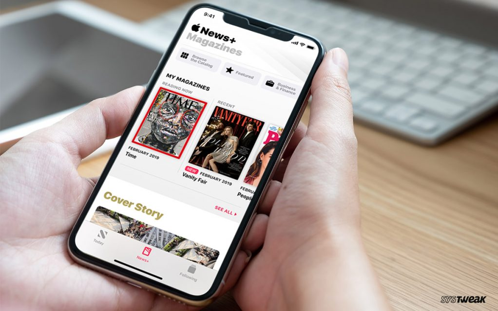 How To Sign Up & Use Apple News Plus