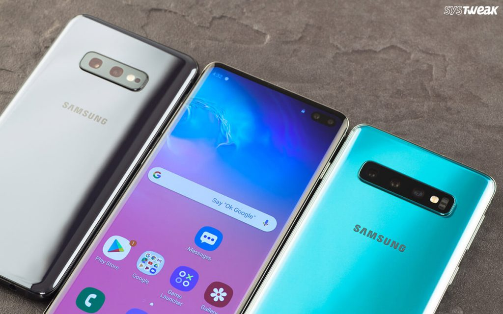 Galaxy S10: How to Save Pictures and Videos in Less Storage
