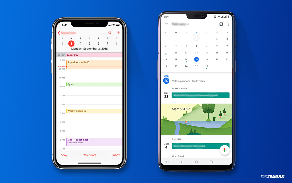 How To Transfer Your Calendar Entries From iOS To Android