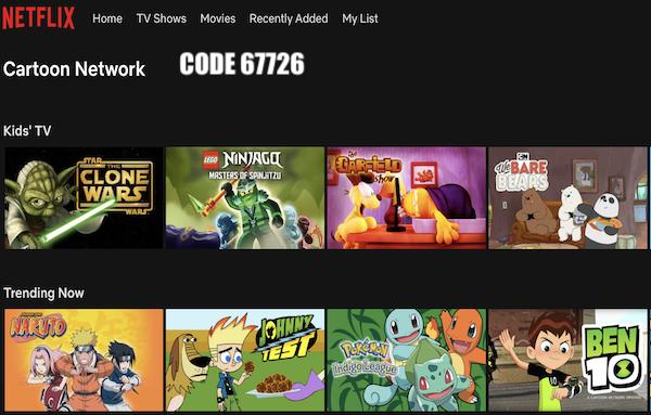 Netflix Secret Codes: A Way To Unlock Hidden Universe Of