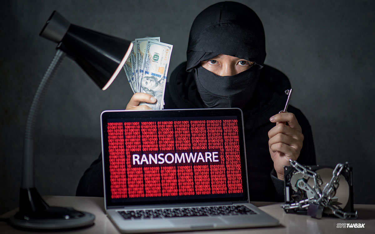 Ransomware: An Imminent Threat to Your Enterprise