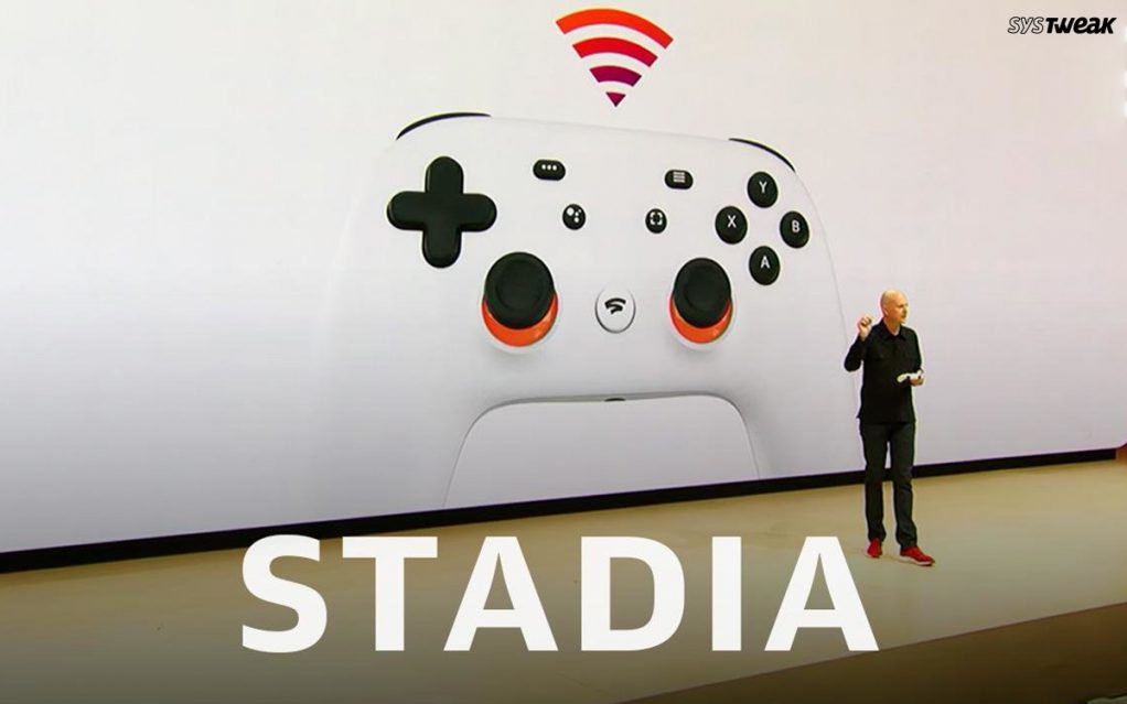 Google Cloud Gaming Service Gets A Name, Stadia