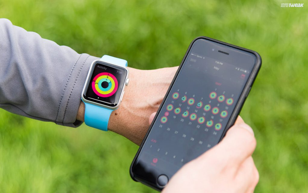 Steps To Setup Activity Sharing On Apple Watch