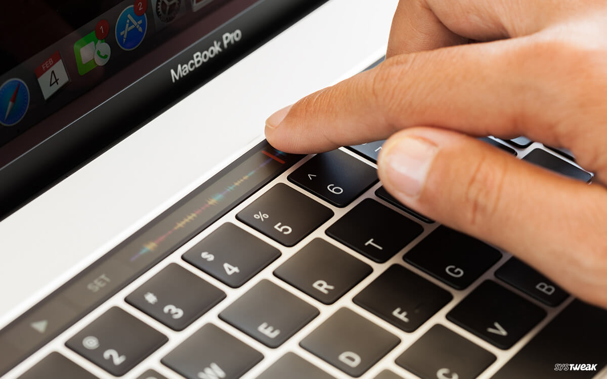 Useful Tips of MacBook Pro Touch Bar