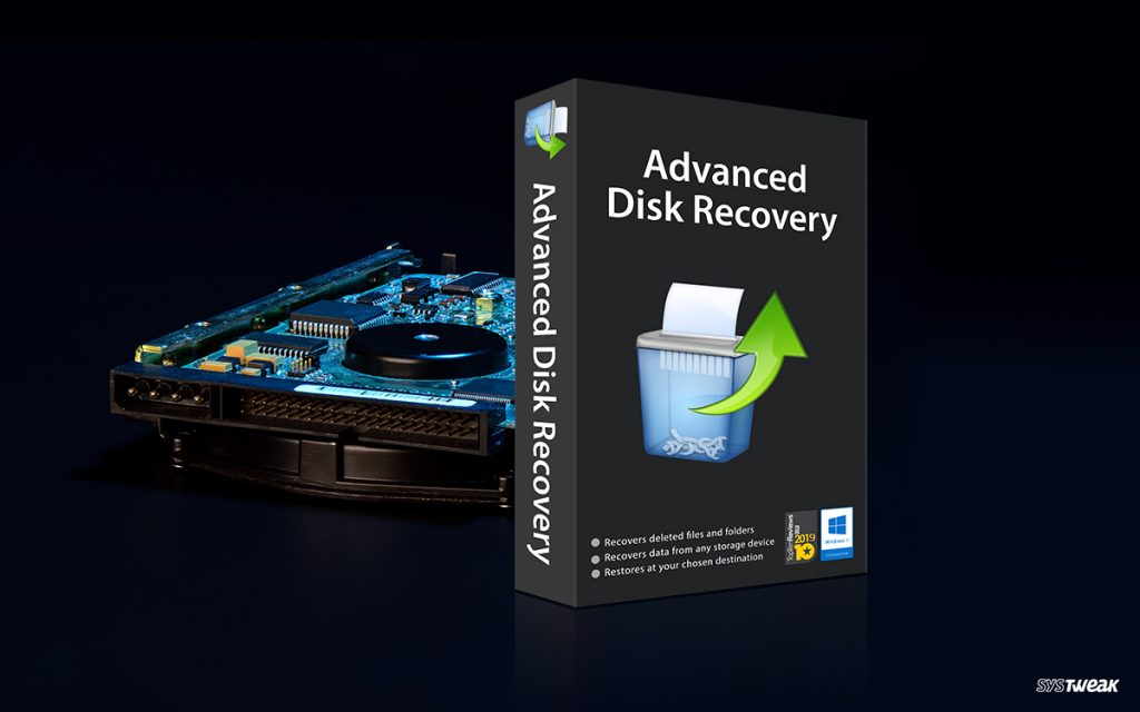 Advanced Disk Recovery: Utility To Retrieve Lost Data