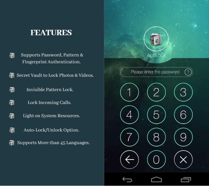 8 Best Free Fingerprint Lock Apps for Android Smartphone