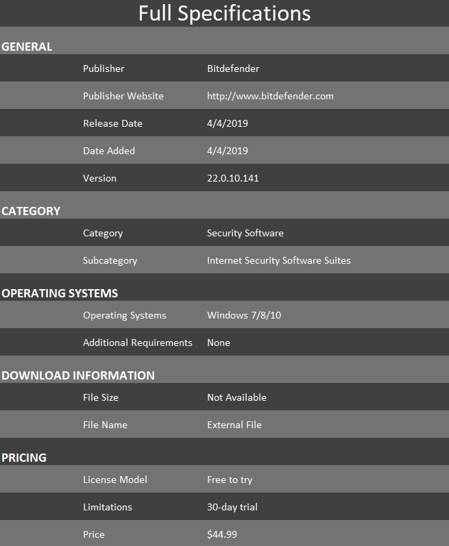 best antivirus for pc download