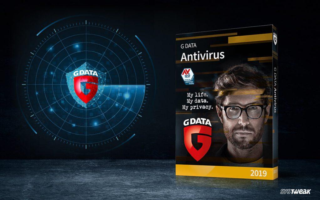 G Data Antivirus: Oldest, Trusted & The Best Antivirus!