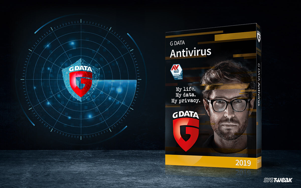 G Data Antivirus: Oldest, Trusted & The Best Antivirus!