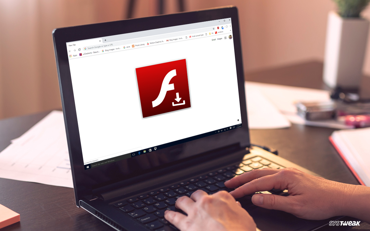 Steps To Download Embedded Flash Files Via Browser