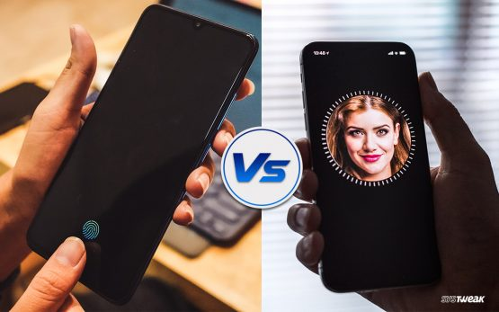 What's More Secure? Fingerprint Recognition vs Facial Recognition