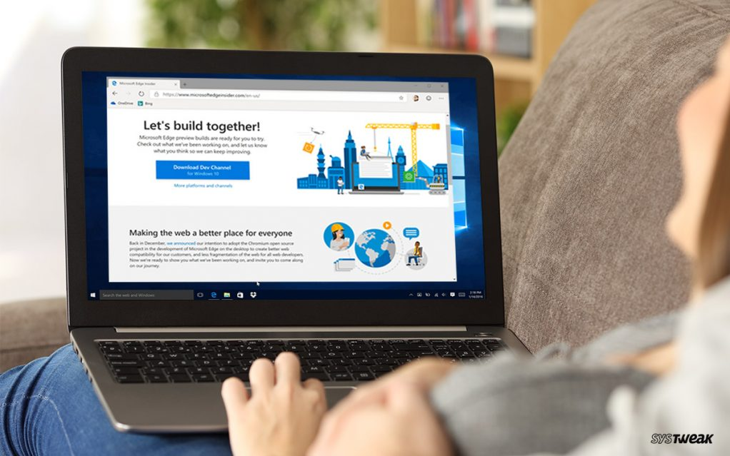 Microsoft Attempts To Make Edge Popular