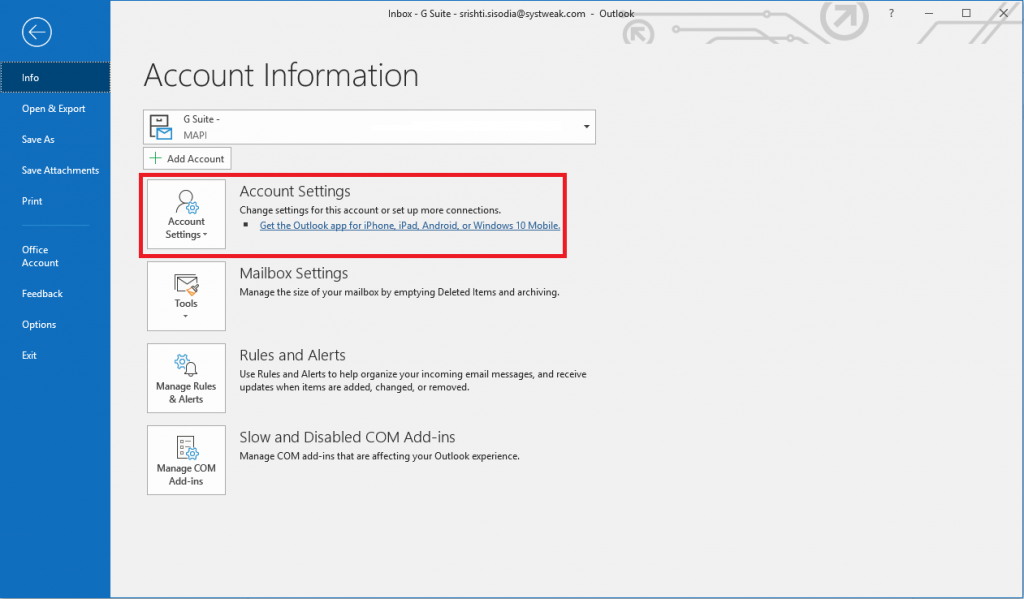 How To Fix Outlook Error 0X800CCC0E On Windows 10?