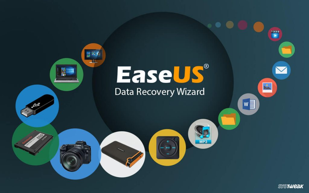 EaseUS Data Recovery Wizard Professional: A Complete Solution for Data Recovery!