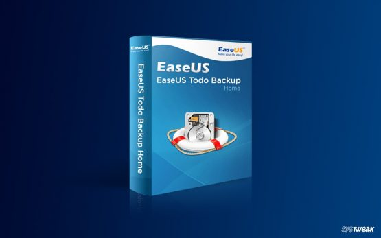 EaseUS Todo Backup Home: Smartest Tool to Backup Data