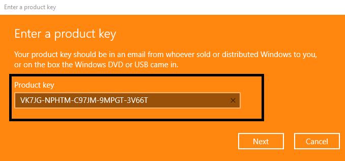 windows 10 home cd key free