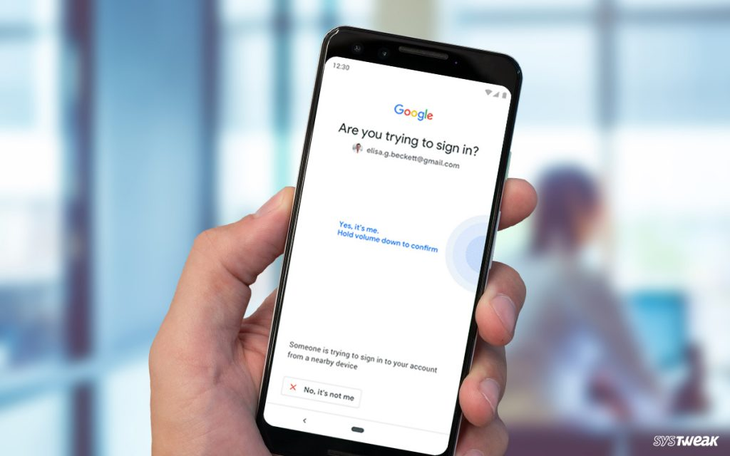 Google Adds a New Physical Security Key to its Two Factor Authentication, Your Phone