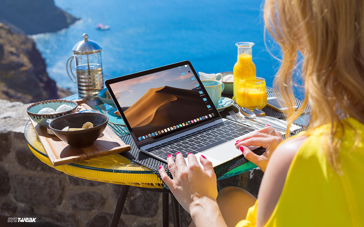 Tips To Make Your Mac Secure While Traveling