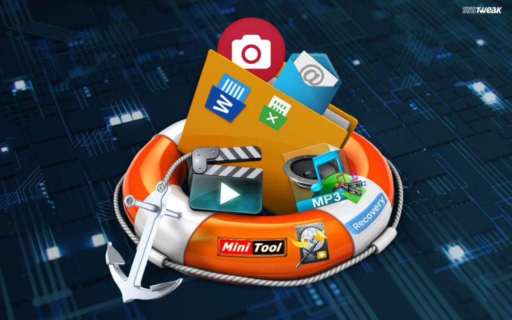 MiniTool Power Data Recovery, It's Free, Easy & Effective!