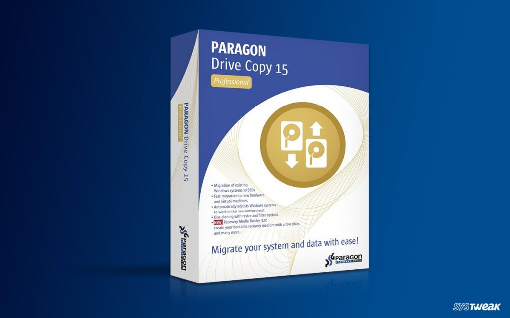 Paragon Drive Copy: Disk Cloning & Data Migration Simplified!