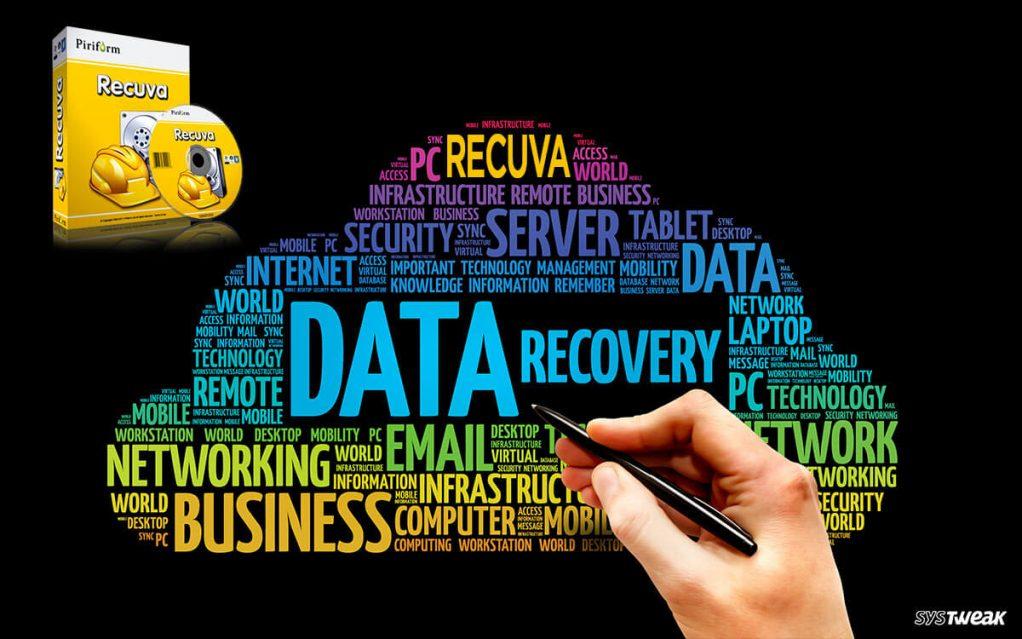 Recuva – Data Recovery Software, A Lifesaver!