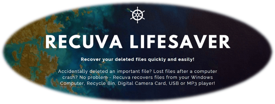 Recuva – Data Recovery Software, A Lifesaver!