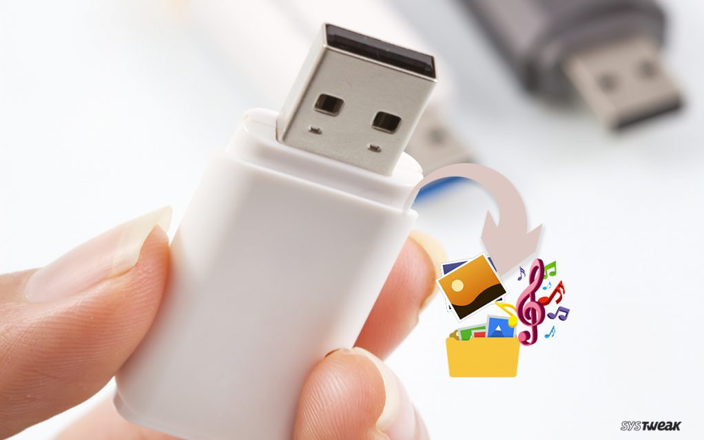 How To Recover Permanently Deleted Files From USB Flash Drive