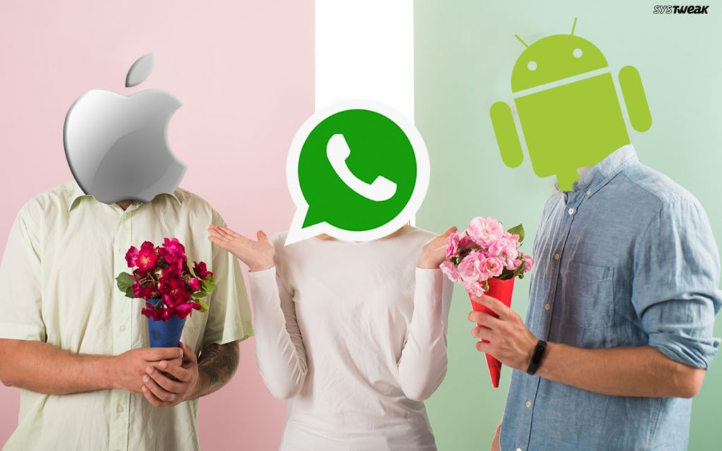 WhatsApp for Android VS iOS: A Quick Comparison
