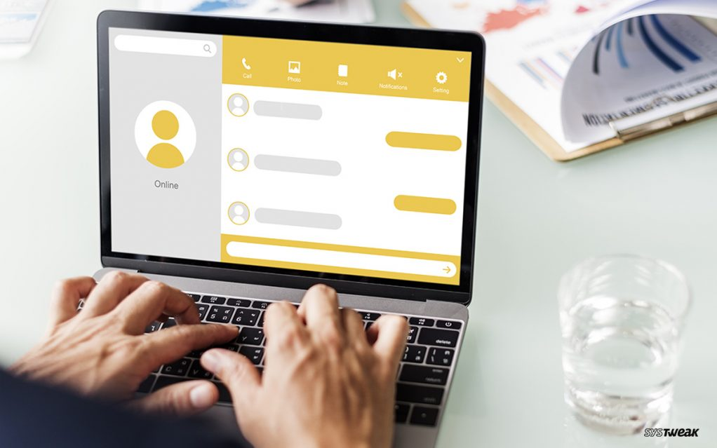 In-House Instant Messaging (IM) Client: Secure Organizational Communication