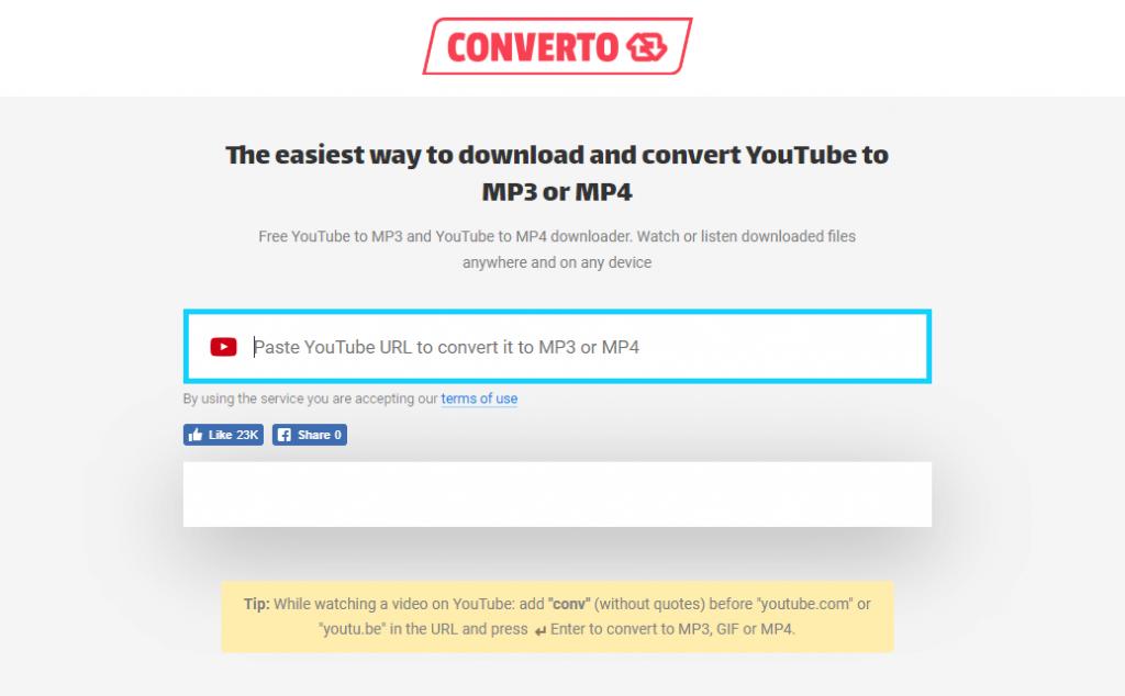 Top 5 Best Online YouTube Converters