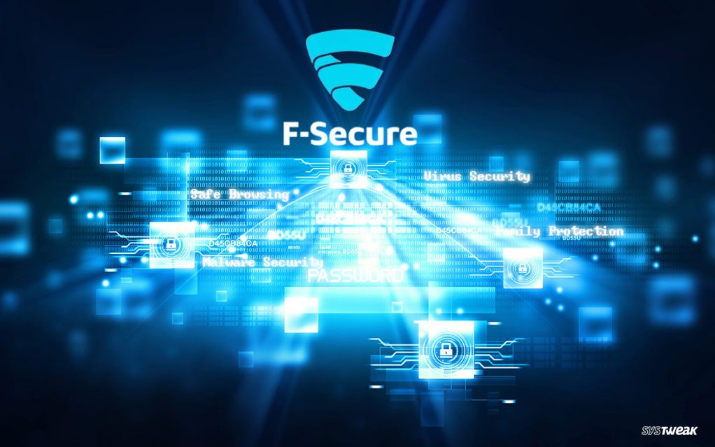 F-Secure Internet Security, Best Malware Protection for Safe Browsing!