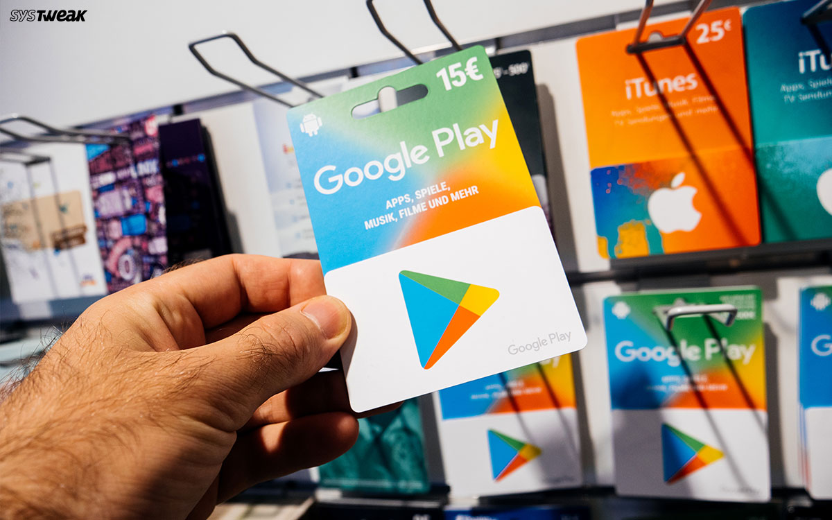 What is Google Play Gift Card: How to Use it?