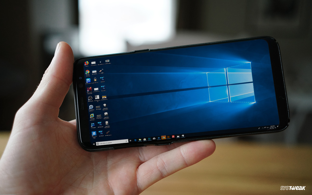 How To Access Your Remote Desktop Using Mobile Phone