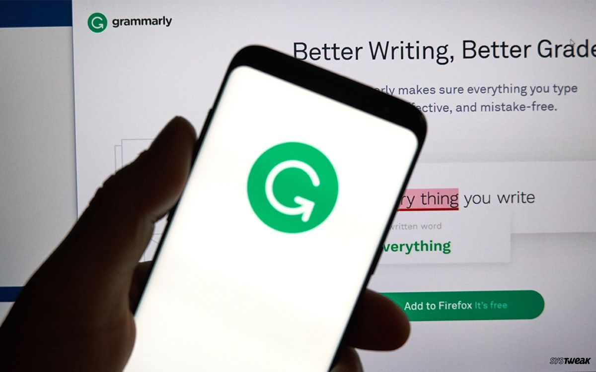 Add Grammarly to MS Word and Outlook