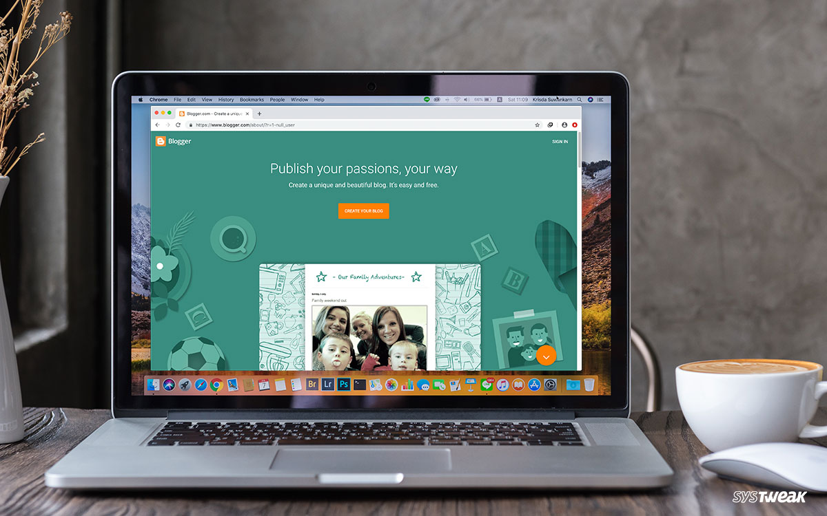 How To Add An External Theme On Blogger