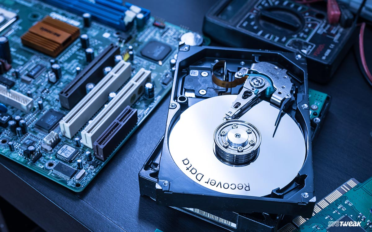 How To Recover Data From Formatted Drive on Windows PC