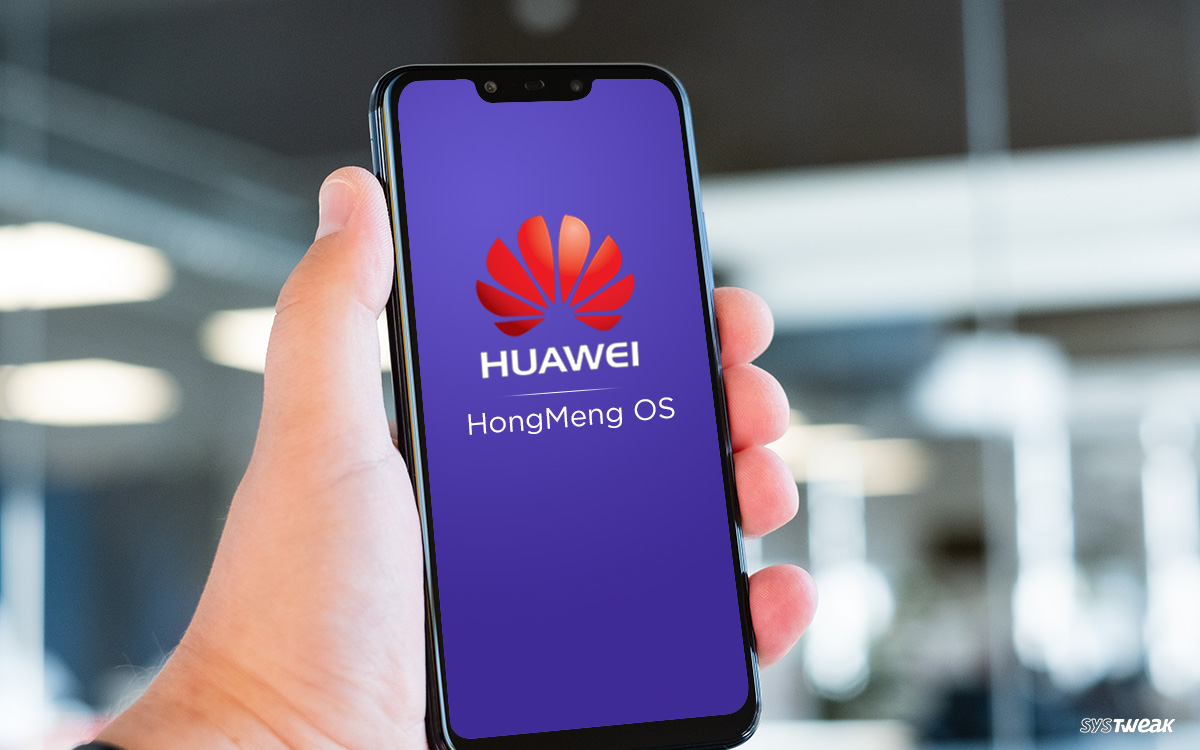 Huawei Might Be Building Its Own OS To Counter Google Ban