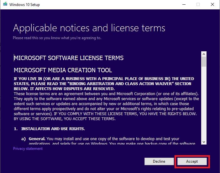 How To Create  ISO File Using Microsoft Media Creation Tool?