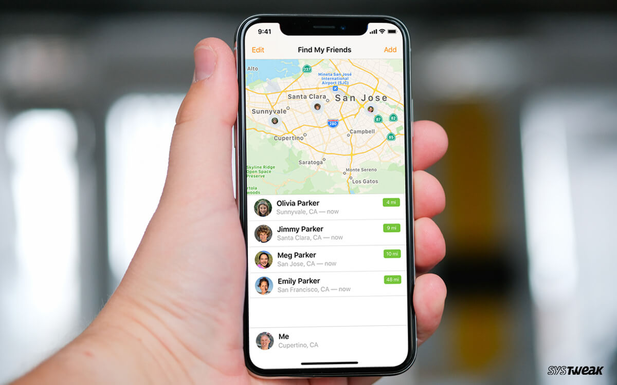 Steps To Use Family Sharing With Find My iPhone Feature