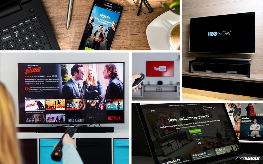 The Best Video Streaming Services Available