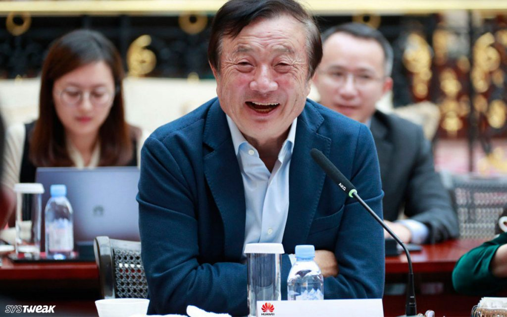 Why Huawei Isn't Worried About Being Banned By Its Hardware Suppliers?