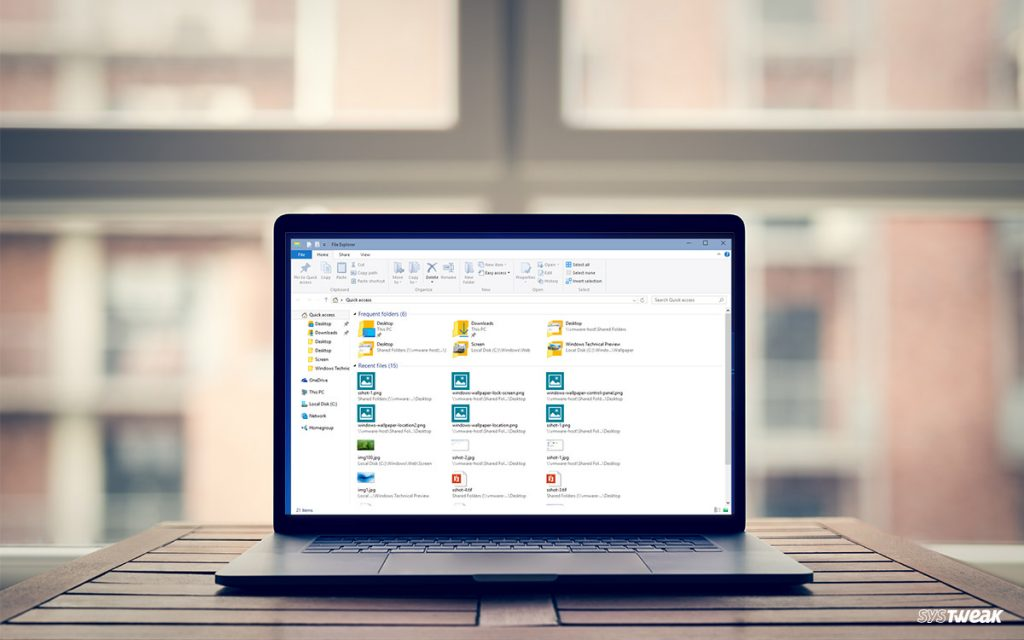 Windows Explorer Tips & Tricks That Come Handy