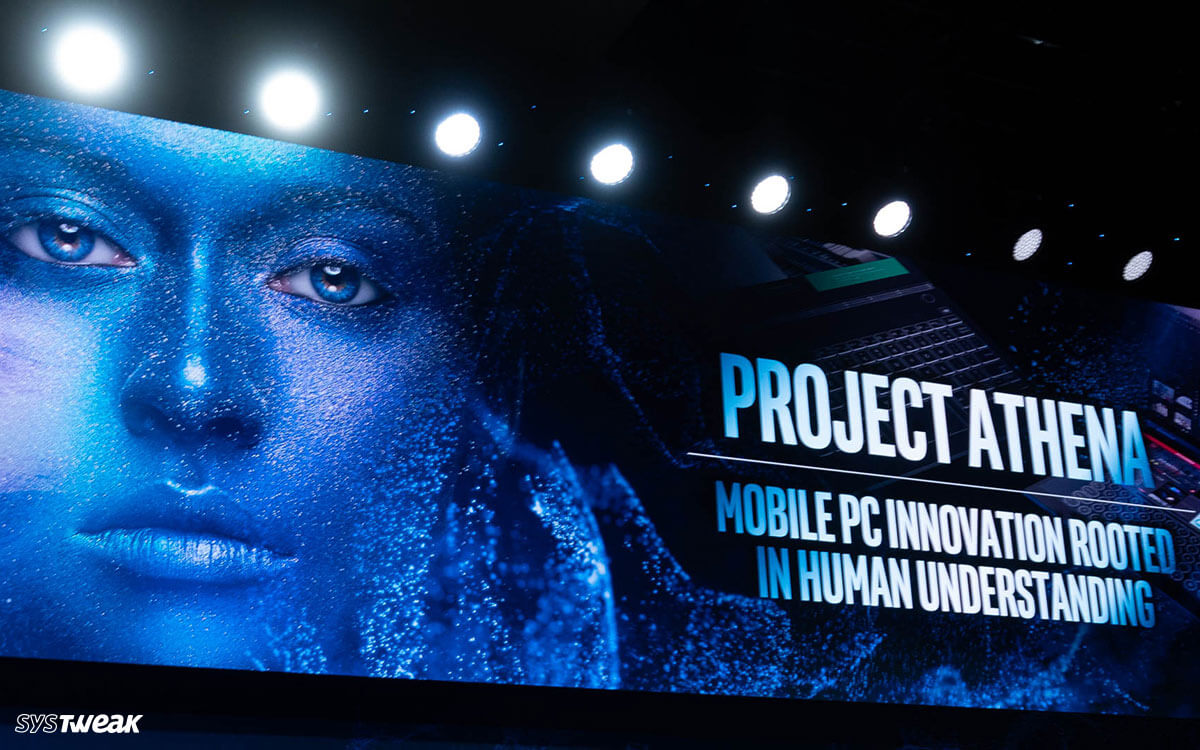 Intel Keynote Computex 2019: Intel To Escalate Project Athena for A Global Computing Revolution