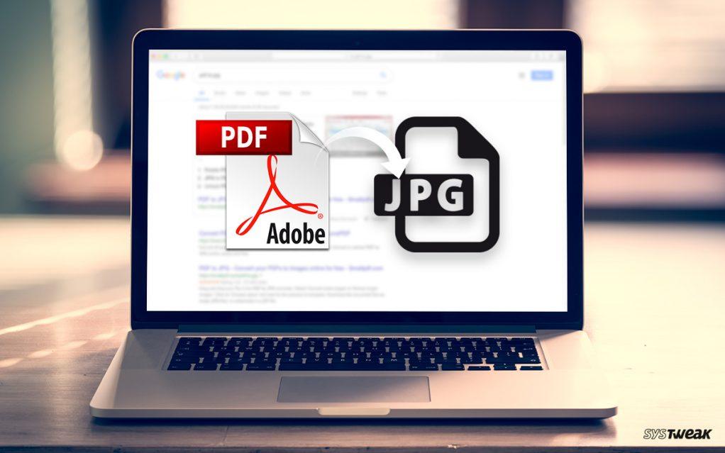 Best Online PDF to JPG Converter