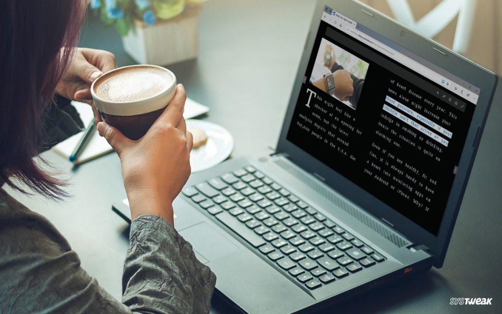 Microsoft Edge Unique Features For Readers