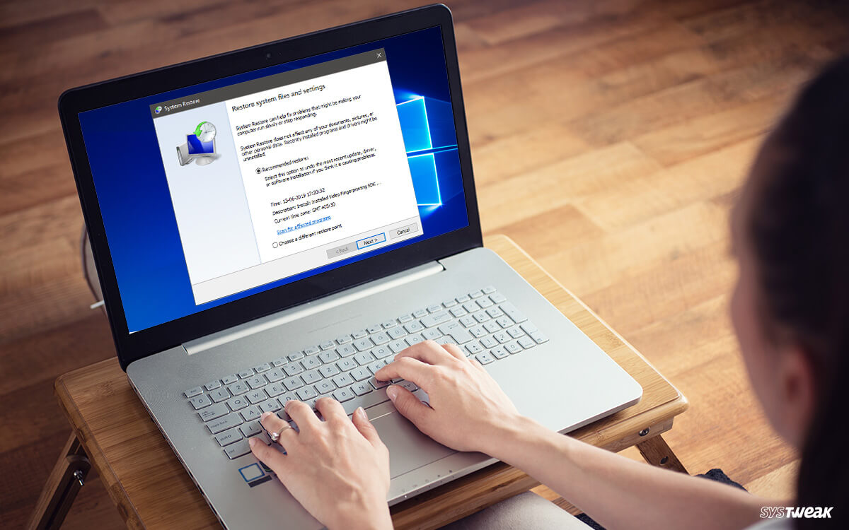 How To Create & Use System Restore In Windows 10