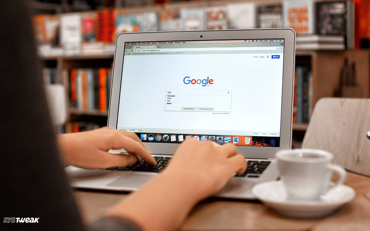 How to Ensure You Don't Share Your Search history With Google
