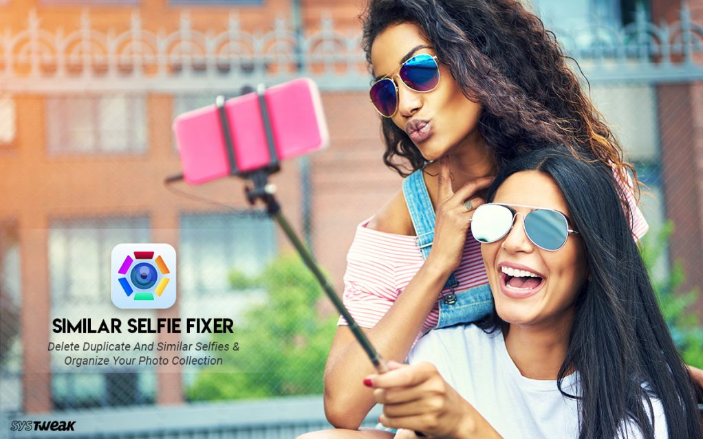 Systweak Software Launches Similar Selfie Fixer for iOS Users